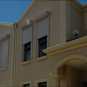 Rectangular Roller Shutter Windows - Aus-Secure