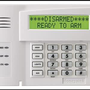 Alarm Systems Perth - Honeywell Alarm System - Aus-Secure