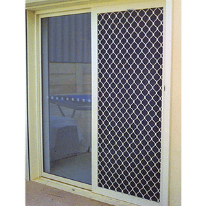 Diamond Grille Security Door and Security Screens - Aus-Secure