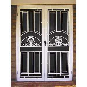 Decorative Security Door - Aus-Secure
