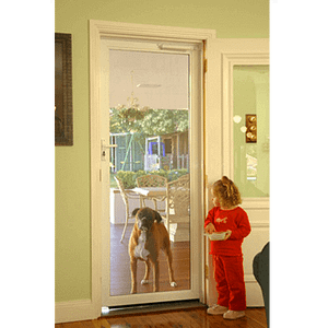 Front Security Screen Door - Aus-Secure
