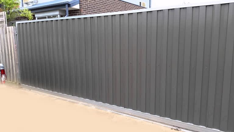 Colorbond Gates Perth