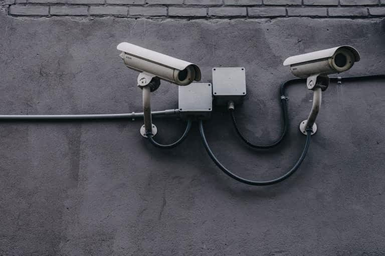 CCTV and surveillance Camera for recording