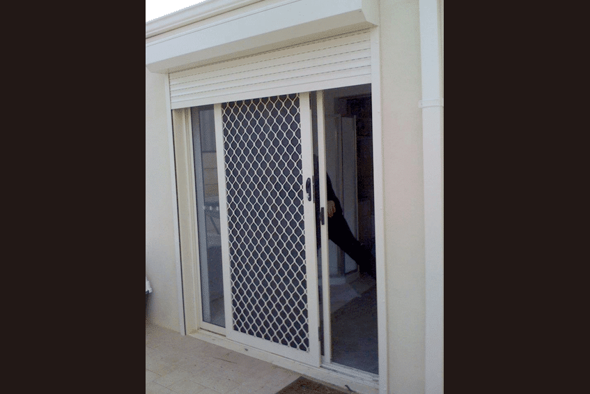 Getting Aluminium Diamond Grille Security Screens in Perth