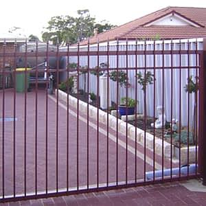 Sliding Gate - Aus-Secure