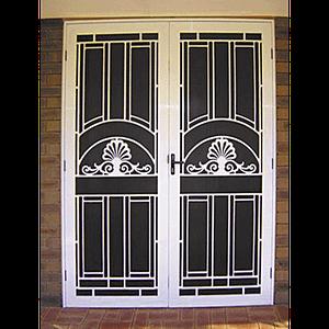 Decorative Security Door - Aus-Secure