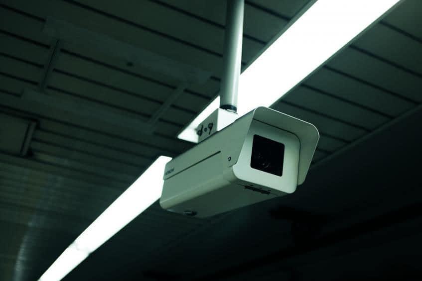 CCTV Camera - Aus Secure