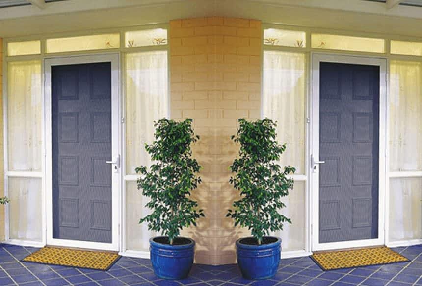 Front Security Doors
