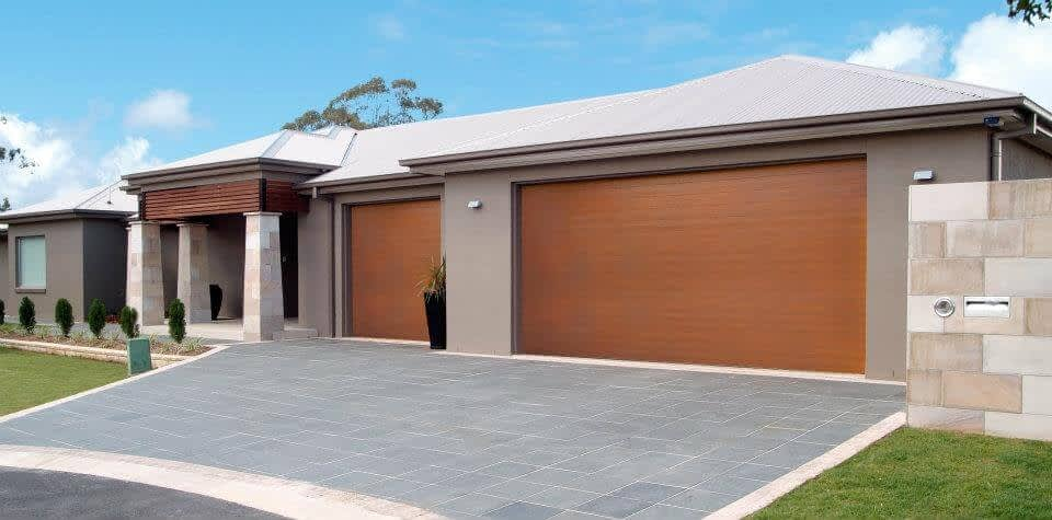 Garage Door by Aus-Secure