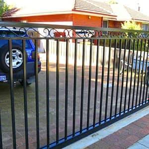 Garage Driveway Gate - Aus-Secure