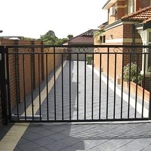 Automatic Gate in Complex - Aus-Secure