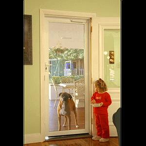 Front Security Screen Door - Aus-Secure