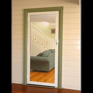 Glass Security Door - Aus-Secure
