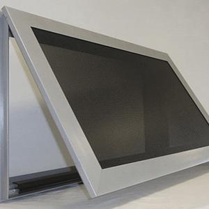 Aluminium Security Window - Aus-Secure