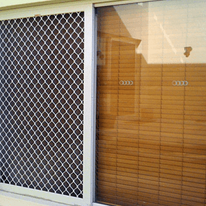 Diamond Grille Security Screens - Aus-Secure