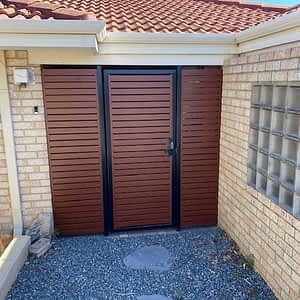 Infill and Security Gates