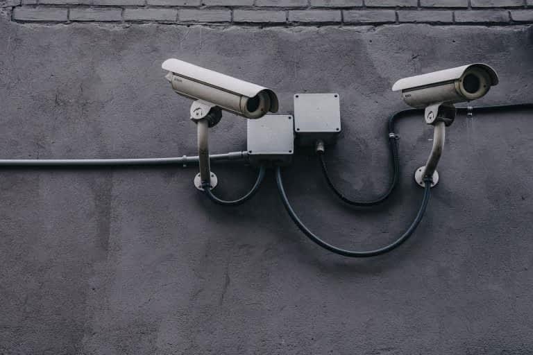 CCTV and surveillance Camera for recording