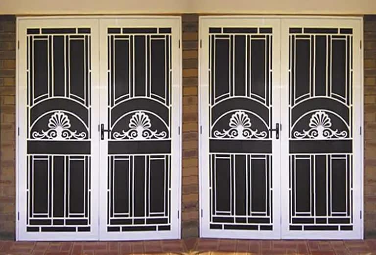 Decorative Security Doors by Aus-Secure