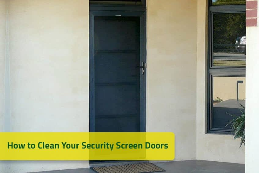 Security Doors Perth by Aus-Secure